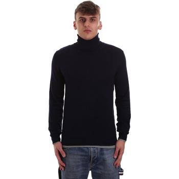 Textil Homem camisolas Gaudi 921BU53040 Azul