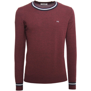 Textil Homem camisolas NeroGiardini A974460U Vermelho