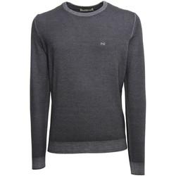 Textil Homem camisolas NeroGiardini A974490U Cinzento