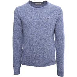 Textil Homem camisolas NeroGiardini A974510U Azul