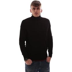 Textil Homem camisolas Antony Morato MMSW00958 YA500002 Preto