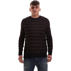 Textil Homem camisolas Antony Morato MMSW00972 YA400113 Azul