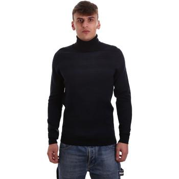 Textil Homem camisolas Antony Morato MMSW00986 YA400006 Azul