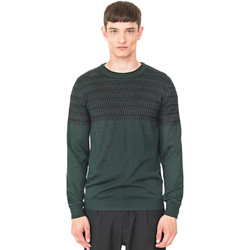 Textil Homem camisolas Antony Morato MMSW00994 YA400006 Verde
