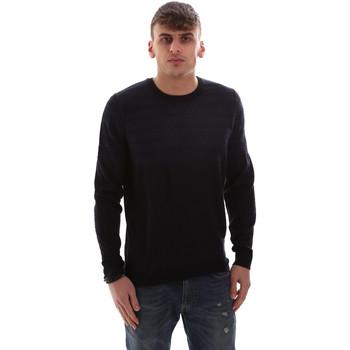 Textil Homem camisolas Antony Morato MMSW00994 YA400006 Azul