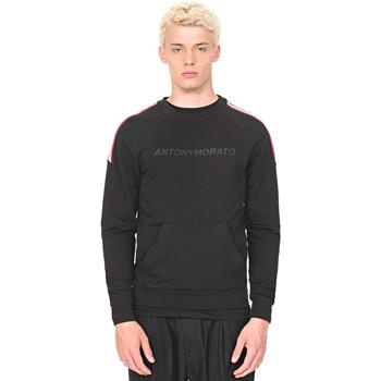 Textil Homem Sweats Antony Morato MMFL00549 FA150048 Preto