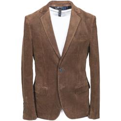 Textil Homem Casacos/Blazers Antony Morato MMJA00406 FA300011 Castanho