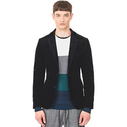 Textil Homem Casacos/Blazers Antony Morato MMJA00406 FA300011 Azul