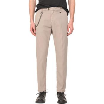 Textil Homem Chinos Antony Morato MMTR00526 FA800094 Bege