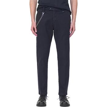 Textil Homem Chinos Antony Morato MMTR00526 FA800094 Azul