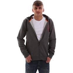 Textil Homem Sweats Ea7 Emporio Armani 6GPM20 PJ07Z Cinzento