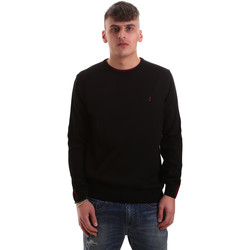 Textil Homem camisolas Navigare NV10217 30 Preto