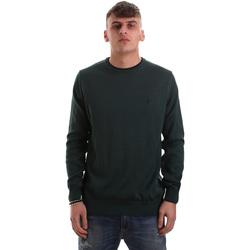 Textil Homem camisolas Navigare NV10217 30 Verde