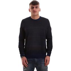 Textil Homem camisolas Navigare NV10218 30 Azul