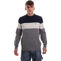 Textil Homem camisolas Navigare NV10269 30 Cinzento