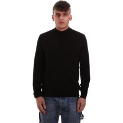 Textil Homem camisolas Navigare NV11006 32 Preto