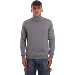 Textil Homem camisolas Navigare NV11006 33 Cinzento