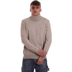 Textil Homem camisolas Navigare NV11006 33 Bege