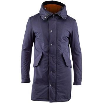 Textil Homem Parkas Lumberjack CM37821 003 505 Azul