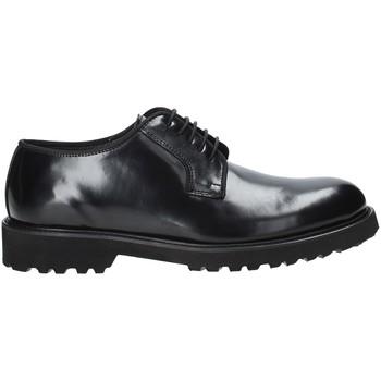 Sapatos Homem Sapatos Exton 493 Preto