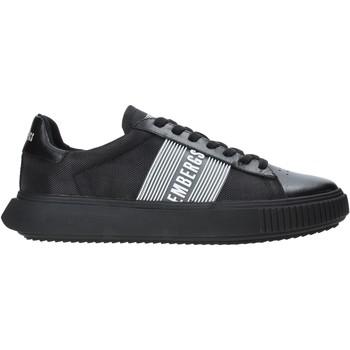Sapatos Homem Sapatilhas Bikkembergs B4BKM0027 Preto