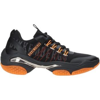 Sapatos Homem Sapatilhas Bikkembergs B4BKM0039 Preto