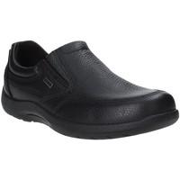 Sapatos Homem Mocassins Enval 4233400 Preto