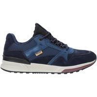 Sapatos Homem Sapatilhas Wrangler WM92200A Azul