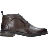Sapatos Homem Botas baixas Wrangler WM92063A Castanho