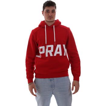Textil Homem Sweats Sprayground 19AISP006 Vermelho