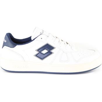 Sapatos Homem Sapatilhas Lotto L58229 Branco