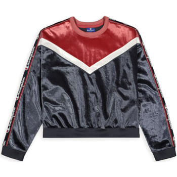 Textil Mulher Sweats Champion 112276 Azul