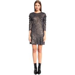 Textil Mulher Vestidos curtos Denny Rose 921ND14002 Preto
