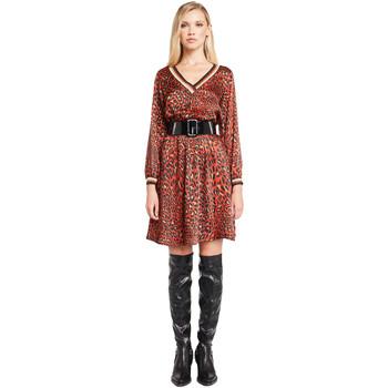 Textil Mulher Vestidos curtos Denny Rose 921ND15008 Vermelho