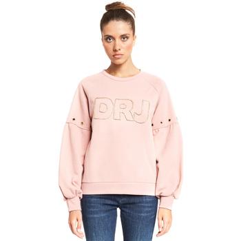 Textil Mulher Sweats Denny Rose 921ND64018 Rosa