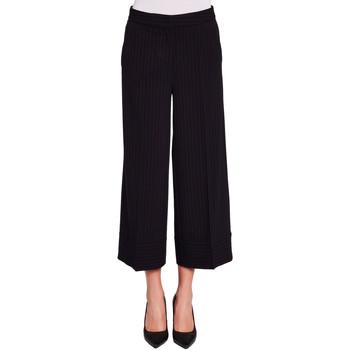 Textil Mulher Calças finas / Sarouels Gaudi 921FD25015 Preto
