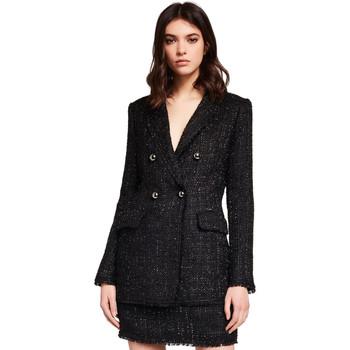 Textil Mulher Casacos/Blazers Gaudi 921FD35029 Preto