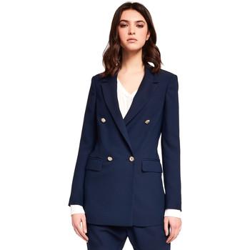 Textil Mulher Casacos/Blazers Gaudi 921FD35035 Azul