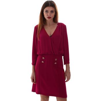 Textil Mulher Vestidos curtos Gaudi 921FD15037 Rosa