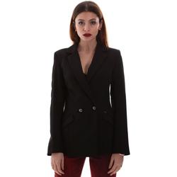 Textil Mulher Casacos/Blazers Gaudi 921FD35003 Preto