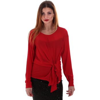 Textil Mulher camisas Gaudi 921FD45029 Vermelho