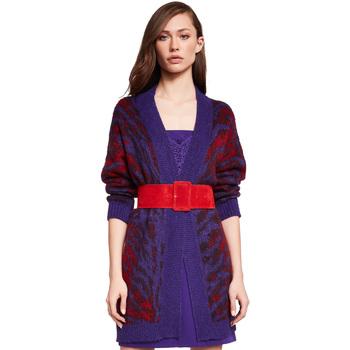Textil Mulher Casacos de malha Gaudi 921FD53048 Tolet