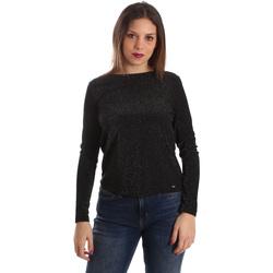 Textil Mulher Tops / Blusas Gaudi 921FD64011 Preto