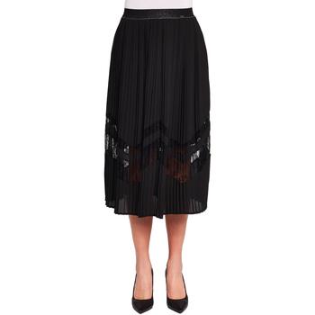 Textil Mulher Saias Gaudi 921FD75006 Preto