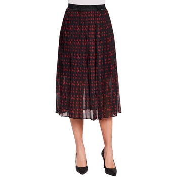Textil Mulher Saias Gaudi 921FD75008 Preto