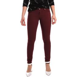 Textil Mulher Gangas Skinny Gaudi 921BD25002 Vermelho