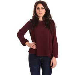 Textil Mulher camisas Gaudi 921BD45023 Vermelho