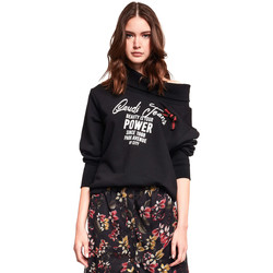 Textil Mulher Sweats Gaudi 921BD64030 Preto