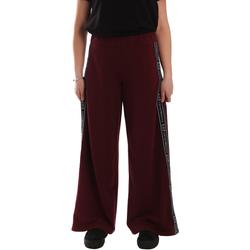 Textil Mulher Calças de treino Emporio Armani EA7 6GTP63 TJ31Z Vermelho