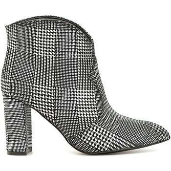 Sapatos Mulher Botins Café Noir LF833 Branco